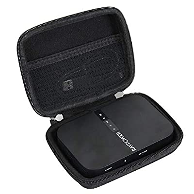 Hermitshell Hard Travel Case for RAVPower FileHub Travel Router AC750