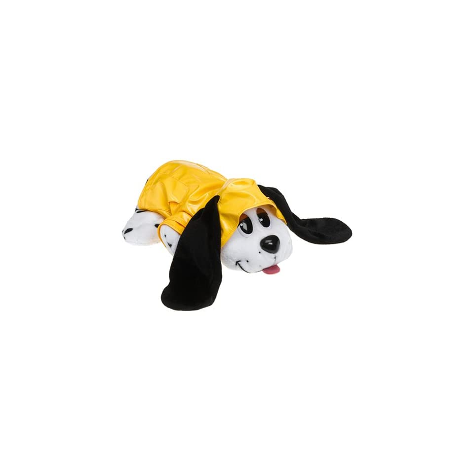 Fisher Price Pound Puppies Puppy Dreams Rainy Day Dog with Removable Outfit