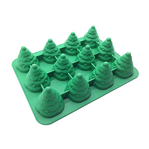 Creative Xmas Merry Decoration for Kids Chidren - 3D Christmas Tree Fondant Cake Bread Decorating Silicone Mold DIY Tools,Home & Garden,Kitchen,Dining & Bar from Mjuan
