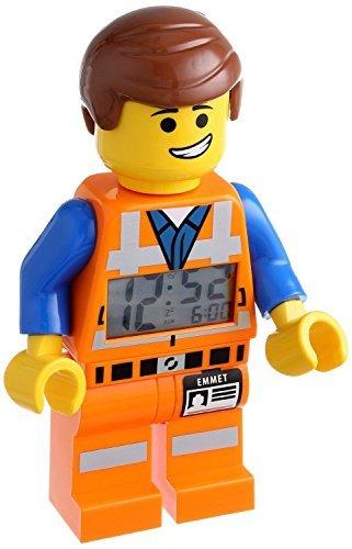 NEW Lego 9009945 Emmet Minifigure Alarm Clock