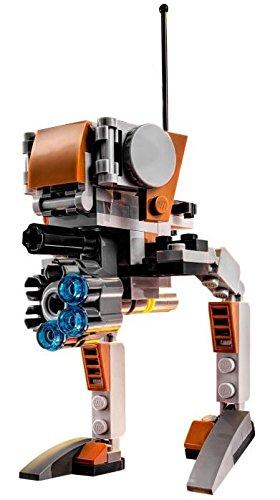LEGO Star Wars Attack of the Clones Loose Mini Vehicles Geonosis Clone Walker (Loose Walker)