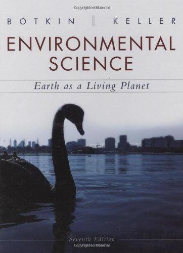 Environmental Science Earth as a Living Planet