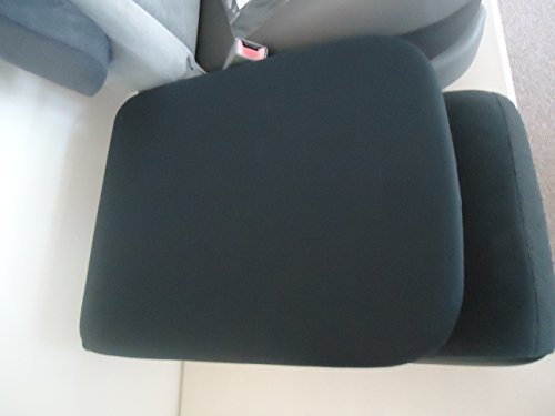 2007 NISSAN TITAN PICKUP MODEL KING CAB OR CREW CAB NEOPRENE Center console cover FOR Truck SUV Auto Center Armrest Cover (Suv Cab Covers)