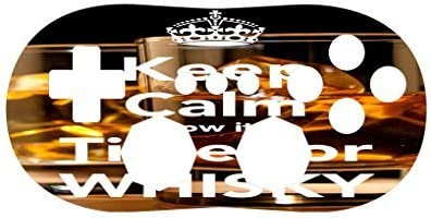> > Decal Sticker < < Keep Calm Now it's Time For Whisky Quote Design Print Image Wii Classic Controller Vinyl Decal Sticker Skin by Trendy Accessories by Trendy Accessories