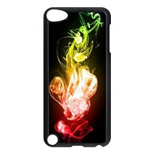 ZK-SXH - Multicolored Smoke Brand New Durable Cover Case Cover for iPod Touch 5, Multicolored Smoke Cheap Case