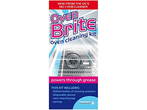 Oven Bright Oven Cleaning Kit Homecare