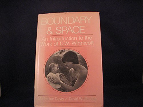 Boundary and space: An introduction to the work of D.W. Winnicott
