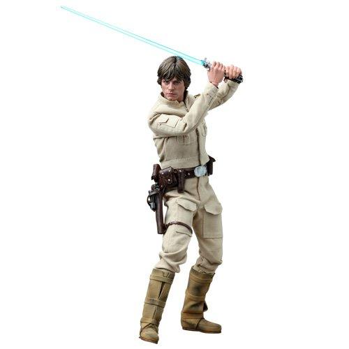 Hot Toys - Star Wars figurine MMS DX 1/6 Luke Skywalker (Bespin Outfit) -