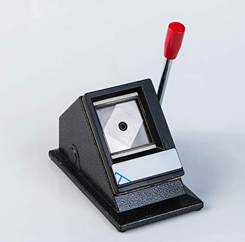 BNC Table Top Passport ID Photo Manual Cutter Punch 2 X 2 - Photo Id Cutter