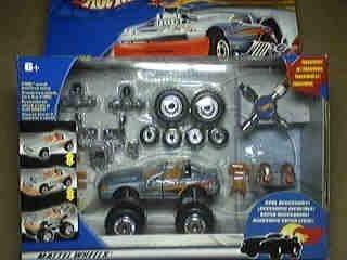 Amazoncom Hot Wheels Mechanix Mustang Toys Games