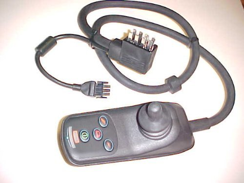 Pride Jazzy 1121 VSI Wheelchair Powerchair Joystick Contr...