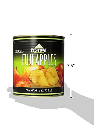 Festival Sliced Fuji Apples, 6-Pound (Pack of 2) by Festival (Image #5)