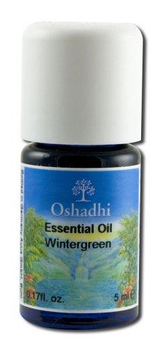 Oshadhi Essential Oil Singles Wintergreen 5 mL