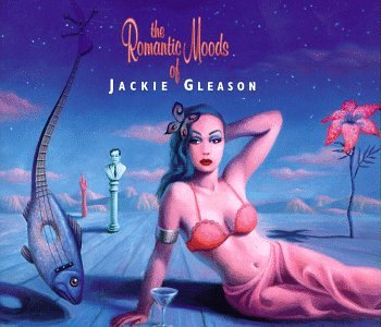 The Romantic Moods Of Jackie Gleason by Capitol/EMI