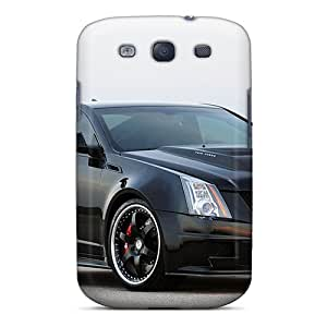 Samsung Galaxy S3 WKM15946NSJg Customized Fashion Cadillac Cts V Pictures Great Hard Cell-phone Case -LauraFuchs