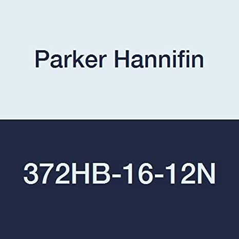 Parker Hannifin 372HB-16-12N-pk10 Par-Barb Male Branch Tee Fitting White 1 Hose Barb x 3//4 Male NPT Pack of 10 Nylon