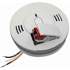 Kidde KN-COPE-I  AC Wire-in Combo CO/Photo Smoke Alarm (21007624)