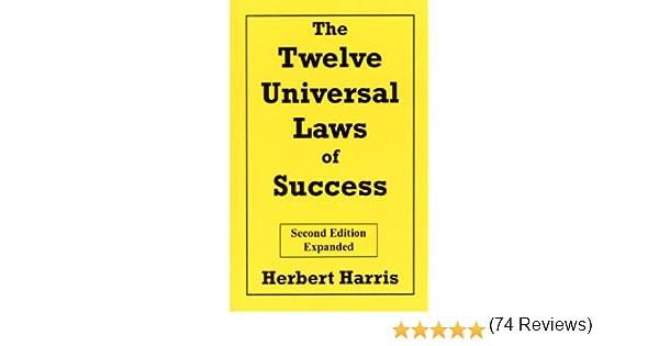 12 Universal Laws Of Success Herbert Harris Pdf Reader