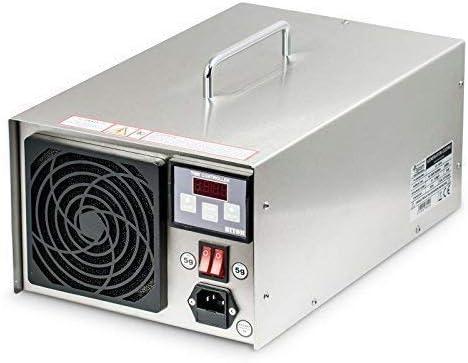 Profesional Generador de Ozono 10000 MG/H inox 5/10g digital temporizador para aire en alemán Comercial. BT de NT10: Amazon.es: Hogar