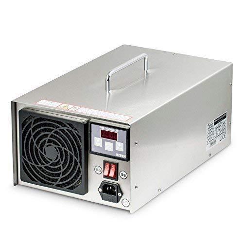 Profesional Generador de Ozono 10000 MG/H inox 5/10g digital ...