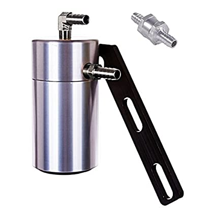 Amazon com: Elite Engineering Standard PCV Oil Catch Can