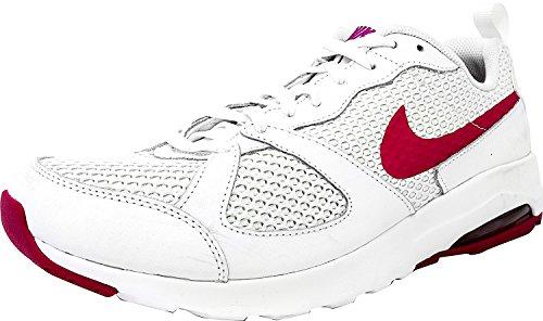 Nike Damen Nike Luft MAX MUSE Damen Laufschuhe White/Fuchsia Flash