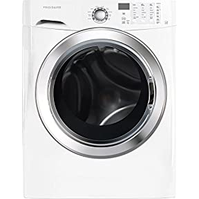Frigidaire FFFS5115PW 3.9 cu. ft. Front Load Washer in White