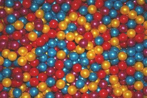 .50 Caliber Paintballs Mixed Colors 500 By Venom Blowguns® by Venom Blowguns (Image #1)