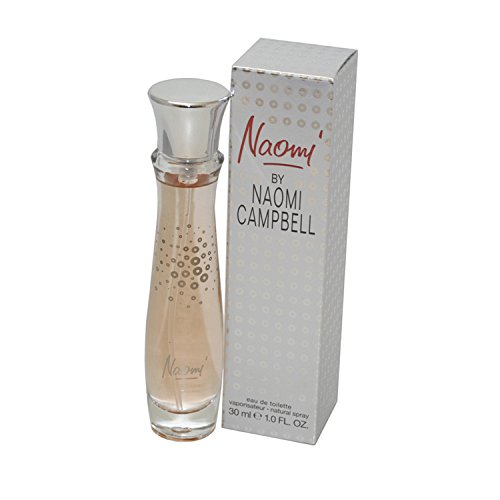 Naomi Campbell Naomi Eau De Toilette Spray For Women  1 Ounce