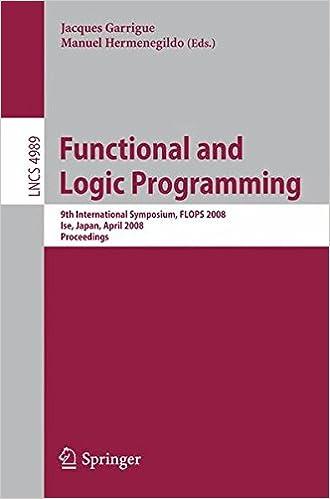 Functional and Logic Programming: 9th International