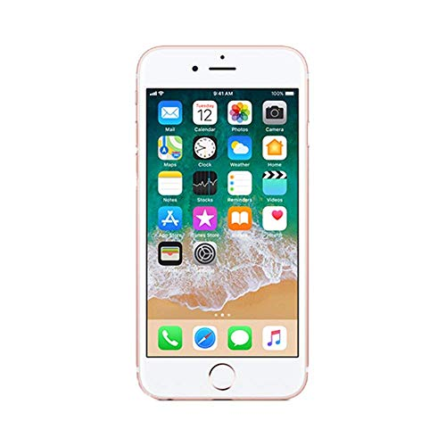 Apple iPhone 6S, 16GB, Rose Gold - For Verizon (Renewed)