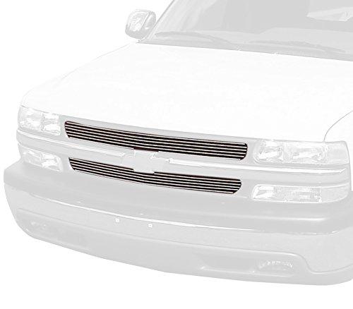 Carriage Works 40852 Polished Aluminum Billet Grille