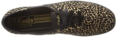 Zapatillas Keds Cvo Para Flock Champion Tan Dots Animal Mujer wttqzgrC