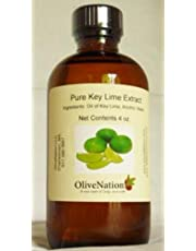 OliveNation Pure Key Lime Extract 4 oz.