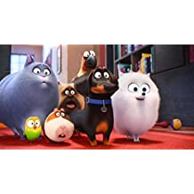 The Secret Life of Pets Movie Poster Limited Print Photo Louis C.K Kevin Hart Size 8x10 #4