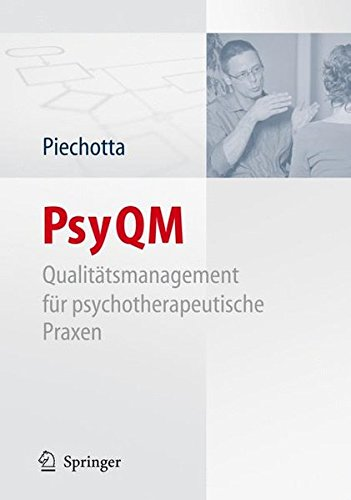 PsyQM: Qualitätsmanagement für psychotherapeutische Praxen