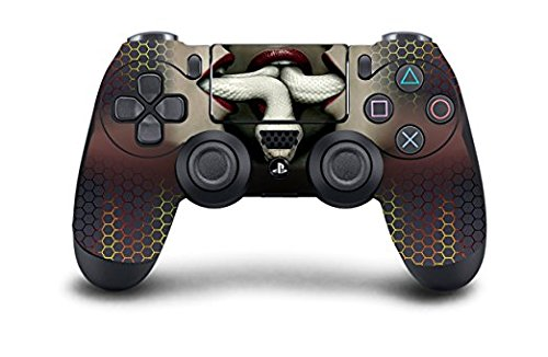 (Snake) Exclusive Custom PS4 Controller Available in Over 30 Unique Hand-Airbrushed Designs