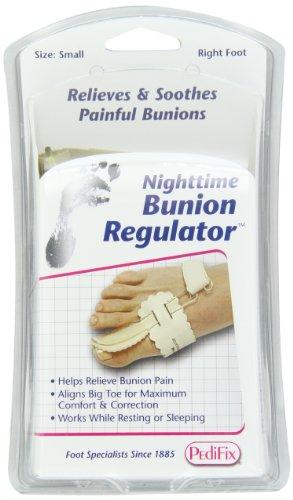 PediFix Nighttime Bunion Regulator, Small Right - Pedifix Nighttime Bunion Regulator