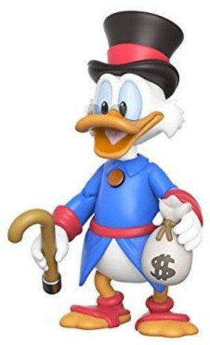 Funko Action Figure: Disney Afternoons Scrooge Mcduck Collectible Figure