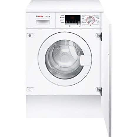 Bosch WIA24202ES Integrado Carga frontal 7kg 1185RPM A++ ...