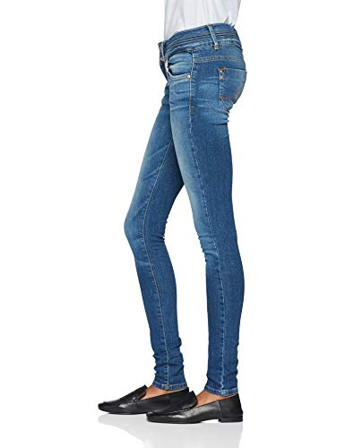 X Coupe Marinna LTB Julita Wash Bleu Skinny 51236 Jeans Femme OqxCPwT