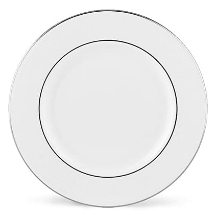 Lenox Hannah Platinum Bone China Salad Plate 193519012