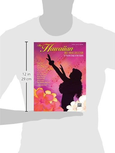 The Hawaiian Sheet Music Collection The Best Songs From The Islands