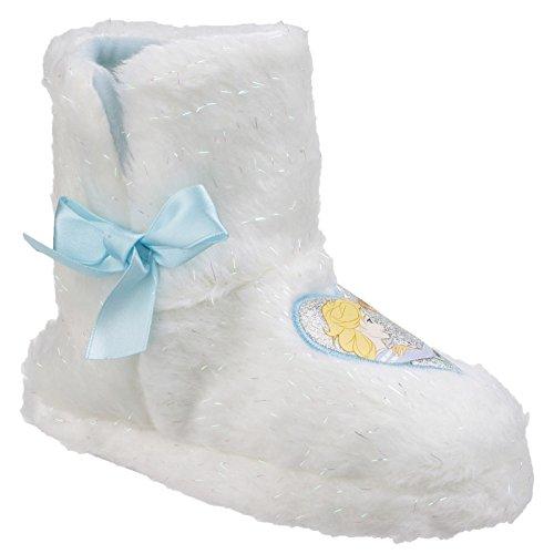 Disney Frozen Mädchen Hausschuhe Weiß
