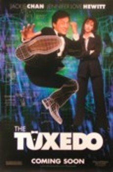 Tuxedo - Jackie Chan, Jennifer Love Hewitt - Movie Poster 28