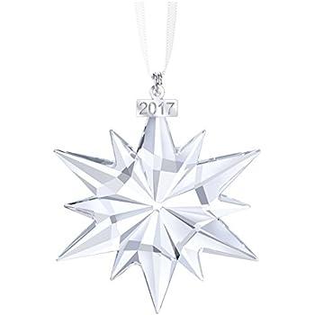 Amazoncom Swarovski 2006 Annual Snowflake  Star Christmas