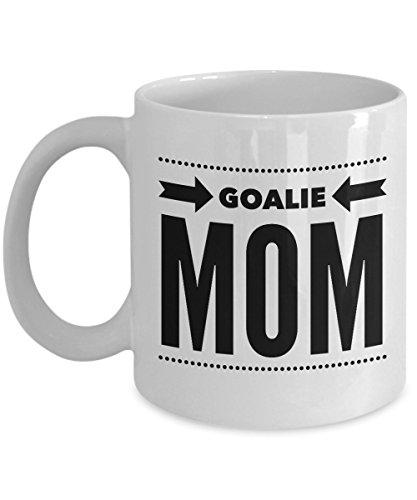Goalie Mom Mug, Coffee cup, Soccer, Mother's day, Christmas