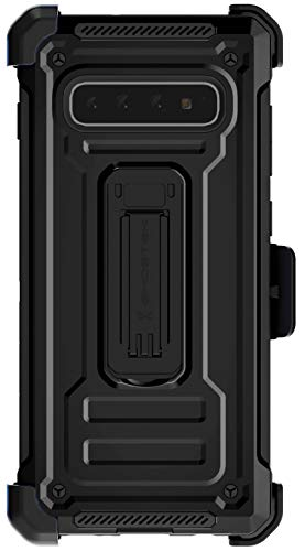 Ghostek Iron Armor 2 Series | Samsung Galaxy S10 Plus (Black)