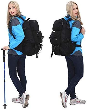 60L Waterproof Backpacks for women or men'short long haul travelling, any outdoor'sports, camping and hiking L