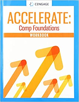 Swb Accelerate Comp Foundations: Cengage Learning